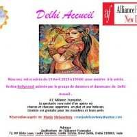 Danse Bollywood - Samedi 13 avril 19:00-23:00